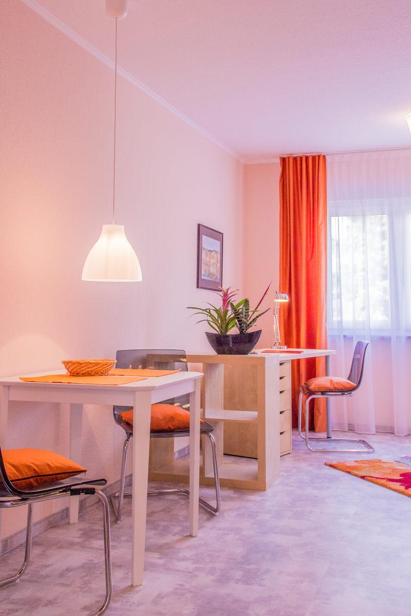 Wohn & Arbeitsbereich Apartment Bernstein - Pension-Wildau