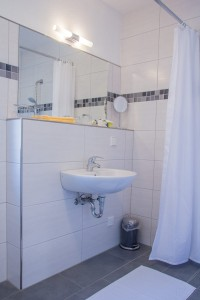 Waschbecken Barrierefrei Apartment Citrin - Pension-Wildau