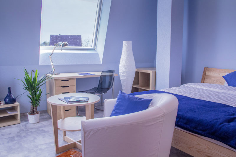 Wohn & Arbeitsbereich Apartment Saphir - Pension-Wildau